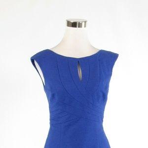 KAY UNGER Dresses - Dark blue KAY UNGER sheath dress 2